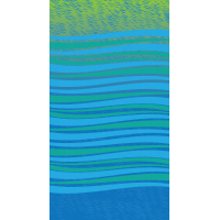 Бандана-труба Терра Морские волны