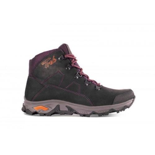 Ботинки TREK Brook1 чёрный (текстиль)