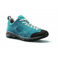 Трекинговые ботинки HECKLA (голубой)