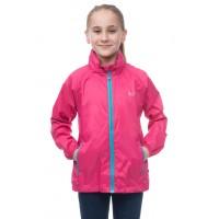 Куртка-ветровка Origin mini Fuchsia