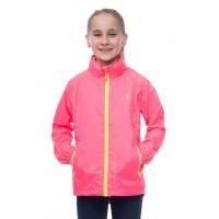 Куртка-ветровка mini Neon pink