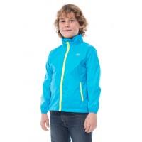 Куртка-ветровка Neon mini Neon blue
