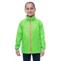 Куртка-ветровка Neon mini Neon green