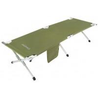 Кровать складная (алюминий) 3806A Armyman Camping Bed (синий 190Х63Х42 )