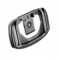 Крепление на каску для фонаря Petzl Plate Clip For Pixa