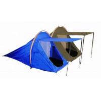 Одноместная туристическая палатка Biker2