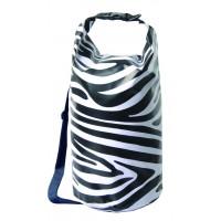 Гермомешок Зебра с плечевым ремнём 10 л Zebra Dry Sack with strap, 10L