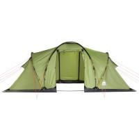Кемпинговая палатка KSL Macon 4 с двумя спальнями и большим тамбуром