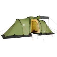 Палатка с двумя спальнями (3+3) и большим тамбуром посередине Macon 6