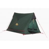 Легкая двухместная палатка Solo 2