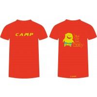 Футболка CAMP MALE ENERGY / LARGE RED