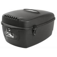 Сумка/бокс 5-122460 на багажн. V=17л пластик пыле/влагозащ. с замком (6) черная M-WAVE