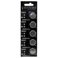 Батарейки литиевые СR2032 для велокомп., часов, фонарей, весов и т.п.. 5шт. на блистере