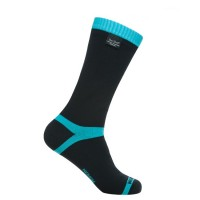 Водонепроницаемые носки DexShell Coolvent Aqua Blue