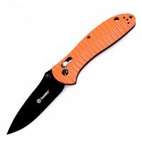 Нож Ganzo G7393P (оранжевый, черный)