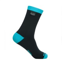 Водонепроницаемые носки DexShell Coolvent Lite Aqua Blue