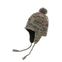 Водонепроницаемая шапка DexShell, коричневая (DH392-MH)