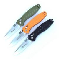 Нож Ganzo G738 (черный, зеленый, оранжевый)