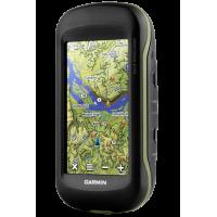 Навигатор Garmin Montana 610t, GPS/ГЛОНАСС topo Russia