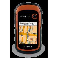 Навигатор Garmin eTrex 20X GPS, Глонасс Russia (010-01508-01)