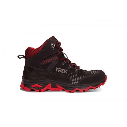 Ботинки TREK Vudi2 черный (капровелюр)