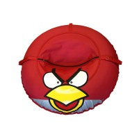 Ватрушка тюбинг CRAZY BIRDS 100