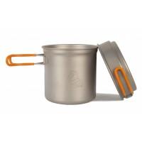 Кастрюля с крышкой NZ Ti Cookware 1200 ml