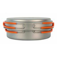 Кастрюля с крышкой NZ Ti Cookware 1250 ml
