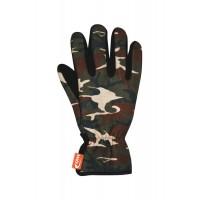 Gloves plain перчатки 067 camouflage kaki