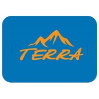 Сидушка туристическая ТЕРРА с логотипом