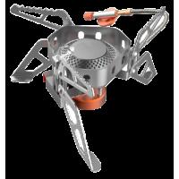 Горелка туристическая складная со шлангом TRG-046
