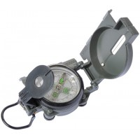 Армейский компас Military Compass с металлическим корпусом