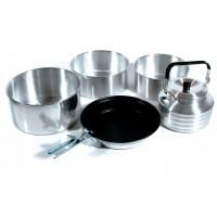 Набор туристической посуды 3903 CAMPER 4 (5 предметов)