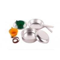 4236 Backpacker II набор посуды на 2 персоны