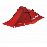 Очень легкая палатка HUSKY FLAME (2, красный)