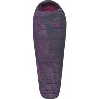 Спальный мешок LADIES MAJESTY 200х85 (-10С, розовый, левый)
