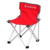 Стул складной (алюминий) 3802 Compact Chair (40Х40Х57   красный)