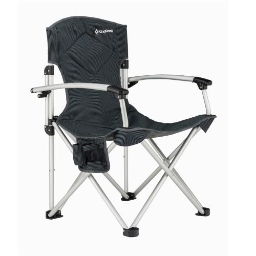 Кресло складное (алюминий) 3808 Delux Arms Chair (67Х55Х97)