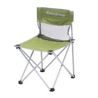 Стул складной (сталь) 3832 Compact Chair (40X40X57 green palm)