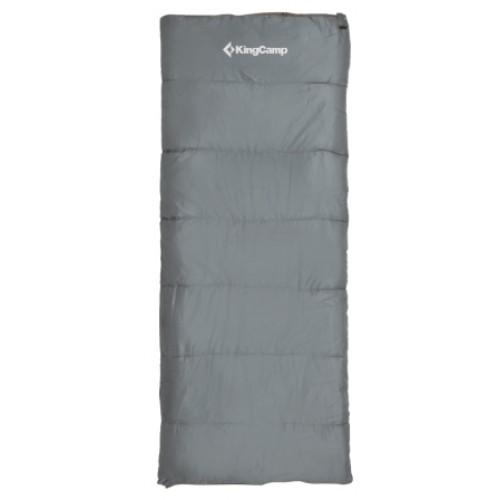 Спальный мешок 3122 OXYGEN 180x75 (+8С, серый)