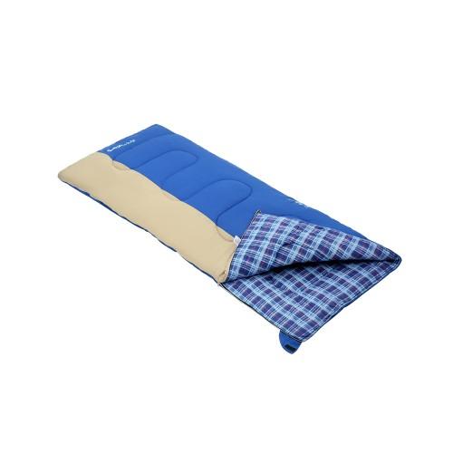 Спальный мешок 3126 COMFORT 190x80 (-5С, синий)