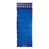 Спальный мешок 3165 CAMPER 250 220x75 (-5С, зелёный)