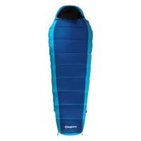 Спальный мешок 3185 DESERT 250L 230x90x60 (-12С, синий, правый)