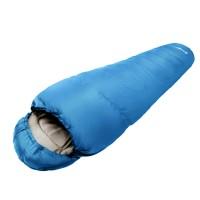 Спальный мешок 3190 TREK 125 215x80x55 (-0С, синий, правый)
