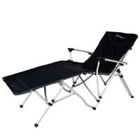 Кресло складное (алюминий) 3847 Alu Lying chair (76x168x50/82cм)