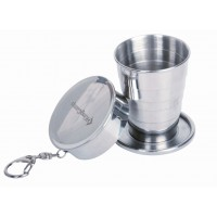 Стакан складной нерж. сталь King Kamp 3002 foldable mug I