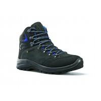 Трекинговые ботинки CAMPOS MID WP (антрацит/синий)