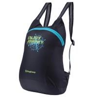 Городской рюкзак KingCamp 3309 EMMA 12 (12 л, черный)