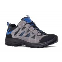 Трекинговые ботинки Garsport ONE TEX ( серый/синий)