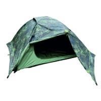 Двухслойная палатка с алюминиевыми дугами FOREST PRO 3
